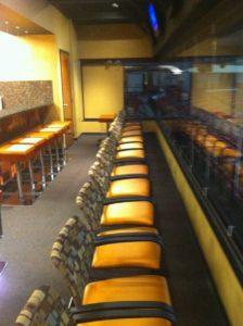 BJCC Skybox Seating