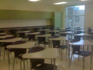 Bessemer High School Classroom