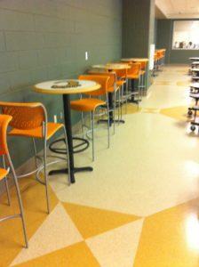 Carver High School Cafeteria