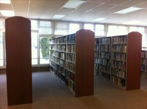 Lawson State Library Shelving