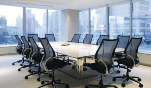 Humanscale Conference Room